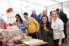 Local artisan food producers - Lough Erne Cakes, Enniskillen 2